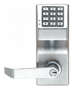 Commercial keypad entry lock Denver