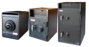 drop safes - 3 styles