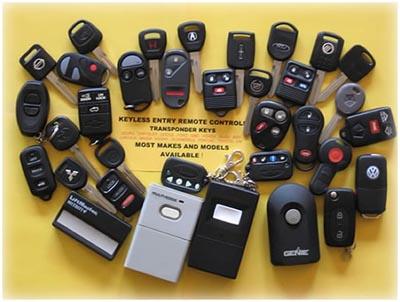 keyless-remotes-various styles