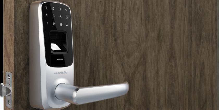 Keypad lock digital