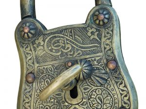 Antique Locks 2