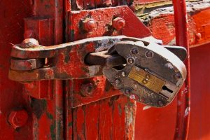Antique Locks 3